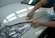 Защитная плёнка на автомобиль