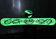 SnowBOARD Light Color